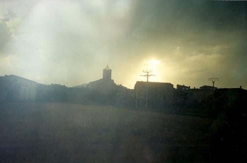 Road to Vilarig 1