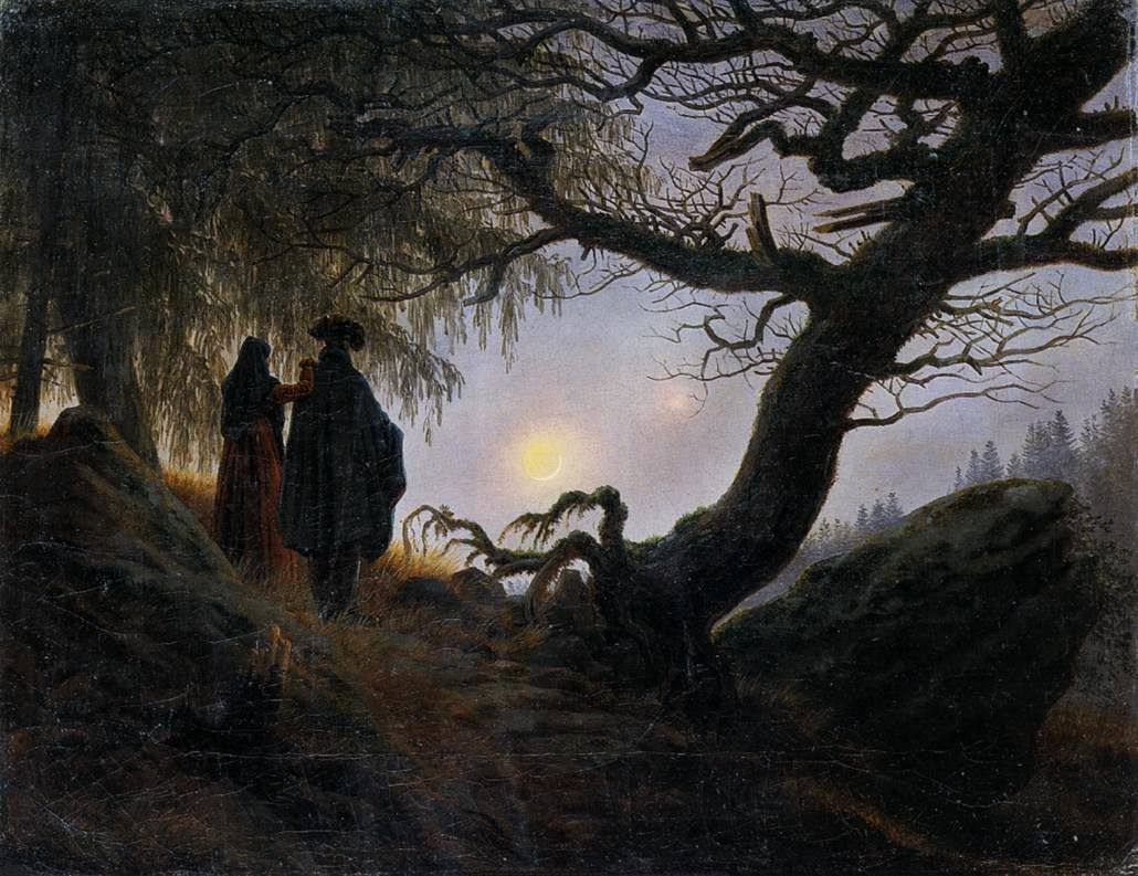 waiting for godot and caspar david friedrich ricardo blanco s blog however