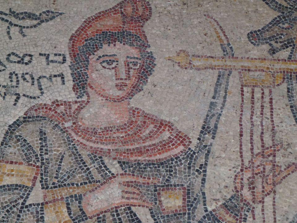 Ist_Orpheus plays his harp