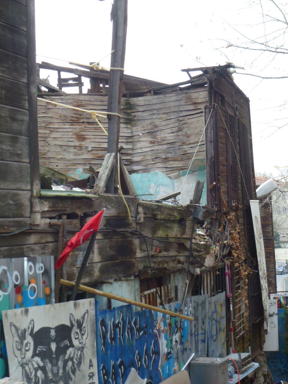 Sultanahmet shack