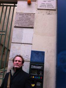 Joyce residence, Paris