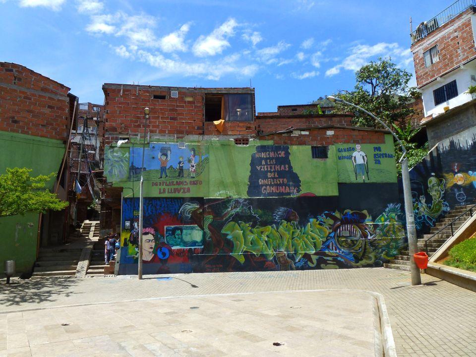 Wall grafitti