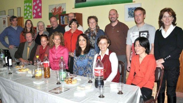 Puerto Madryn reception