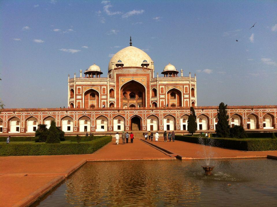 Delhi_Humanyun's tomb