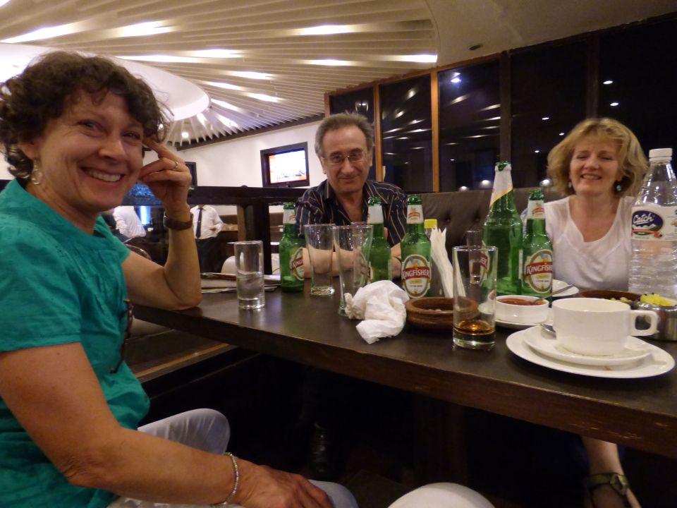 Lorna Shaughnessy, George Szirtes, Moya Cannon