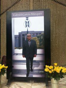 Gabo memorial