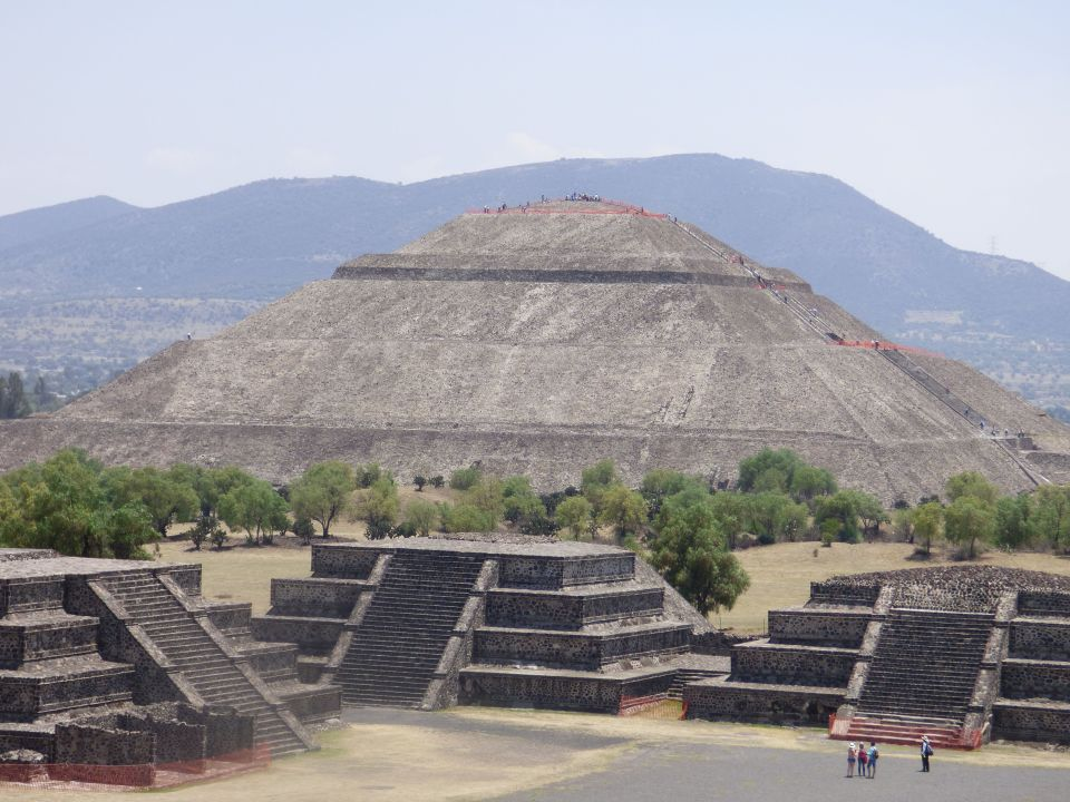 Temple of the Sun, Teotihuacán
