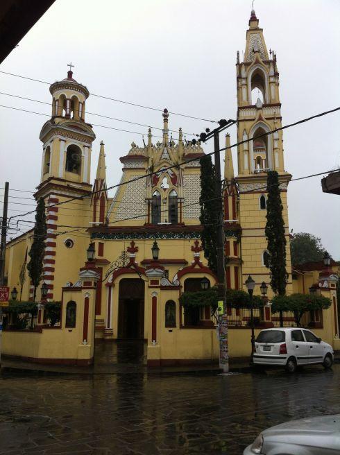 Coatepec Church