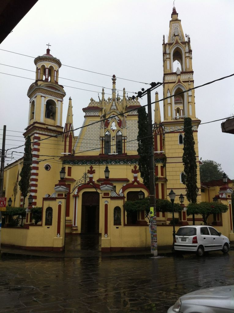 Coatepec Church