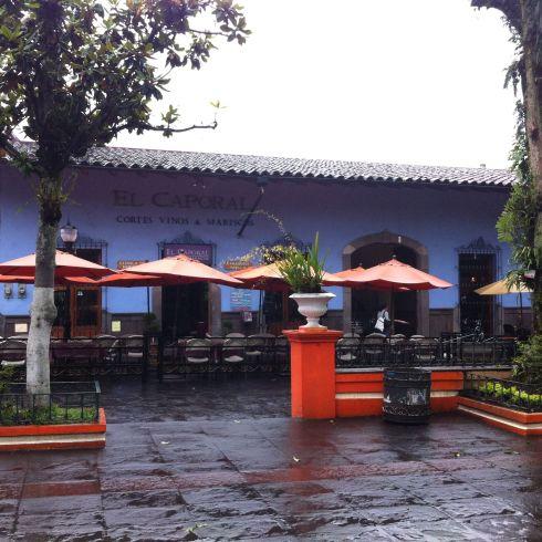 El Caporal, Coatepec.