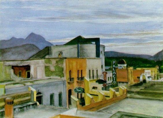 Saltillo: El Palacio