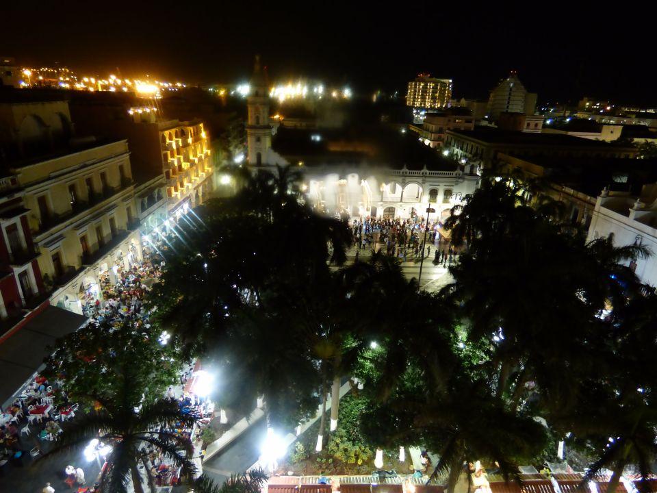 Veracruz night