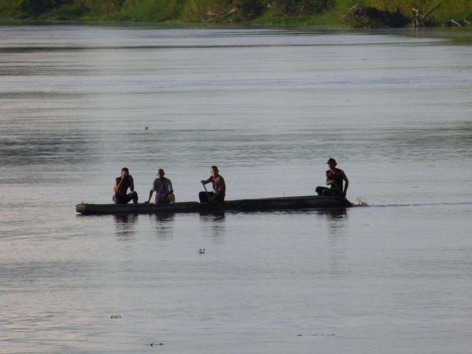aa canoe + 4