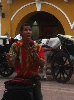 Manic Street Preacher, Cartagena