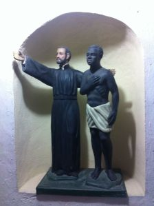 San Pedro Claver, Catalan Saint