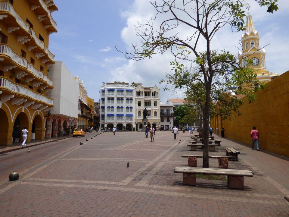 Cartagena square