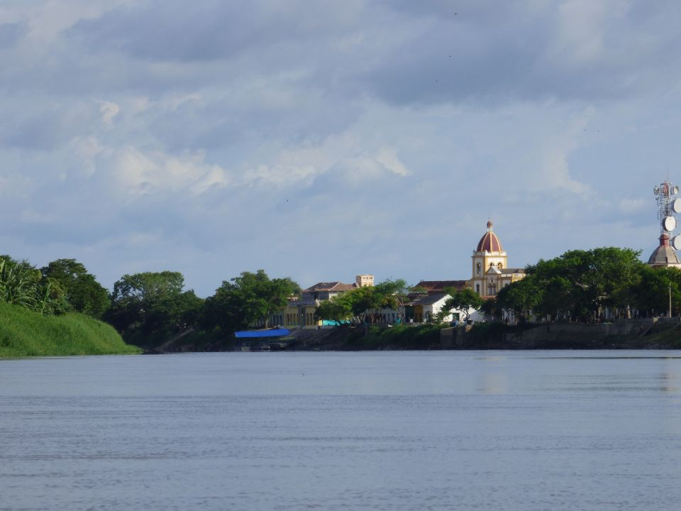mompox river view