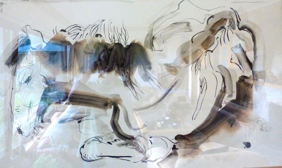 horse Rojas