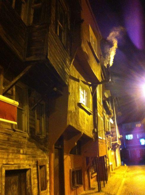 houses sultanahmet