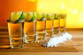 Ten tequilas
