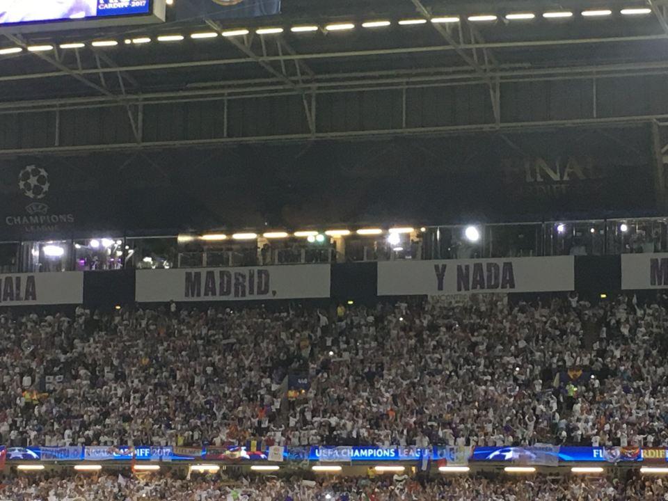 Madrid y nada mas