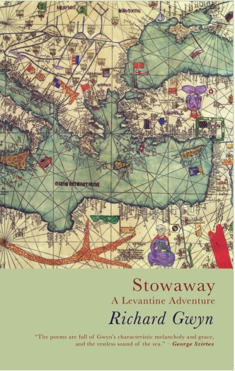 The Stowaway cover proof