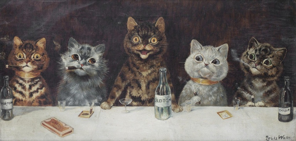 1280px-Louis_Wain_The_bachelor_party-1024x490