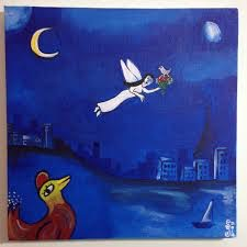 Chagall night