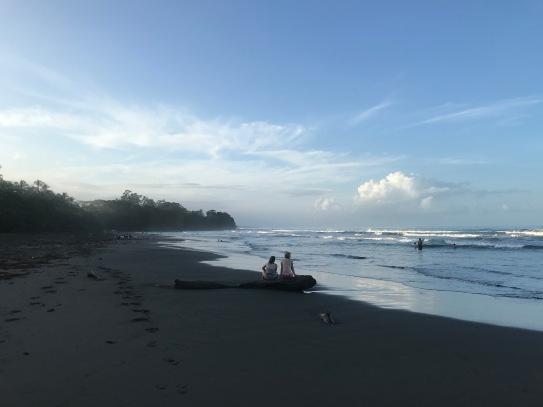 Beach poets